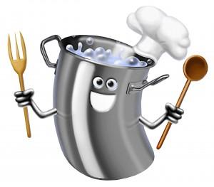 Рецепты блюд при коловаде