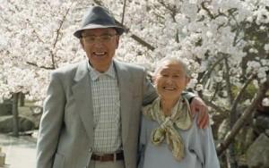 японские долгожители